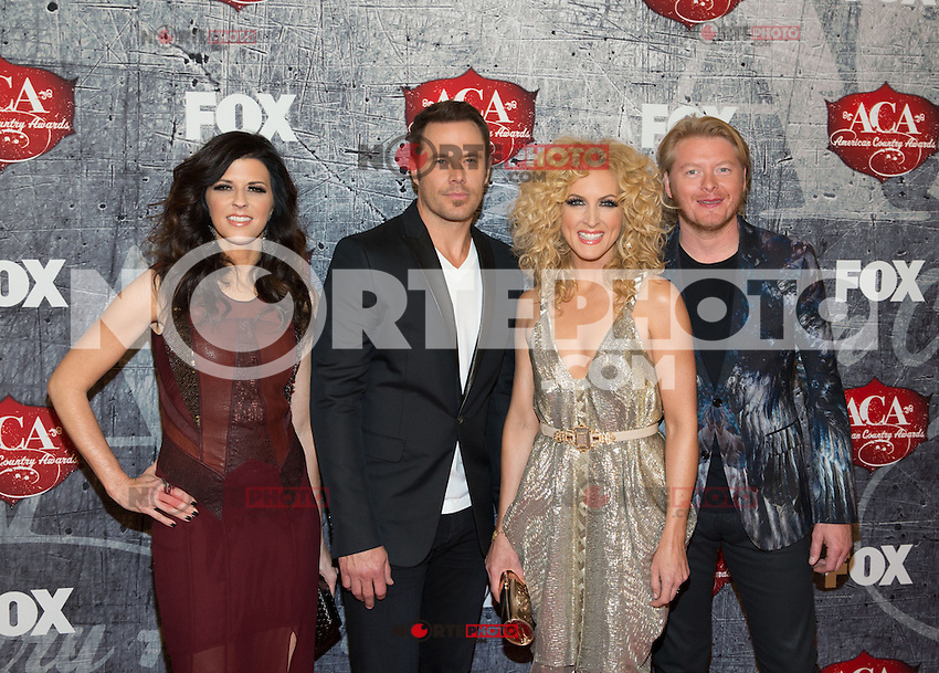 LAS VEGAS, NV - December 10 :Little Big Town  pictured arriving at 2012 American Country Awards at Mandalay Bay Resort on ecember 10, 2012 in Las Vegas, Nevada.  Credit: Kabik/ Starlitepics/MediaPunch Inc. /NortePhoto© /NortePhoto /NortePhoto