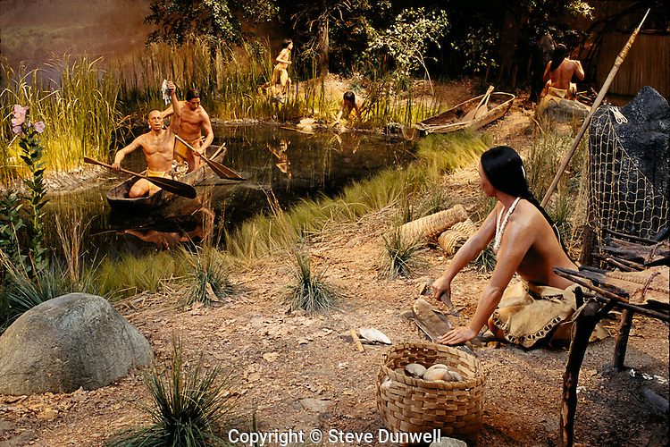 Pequot Indian museum, Foxwoods, CT