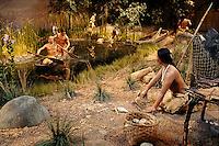Pequot Indian museum, Foxwoods, CT