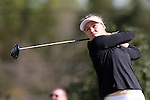 15 April 2016: NC State's Leonie Bettel. The First Round of the Atlantic Coast Conference's Womens Golf Tournament was held at Sedgefield Country Club in Greensboro, North Carolina.
