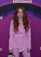 NEW YORK, NEW YORK - MAY 13: Sophia La Porta attends the People & Entertainment Weekly 2019 Upfronts at Union Park on May 13, 2019 in New York City. <br /> CAP/MPI/IS/JS<br /> ©JS/IS/MPI/Capital Pictures
