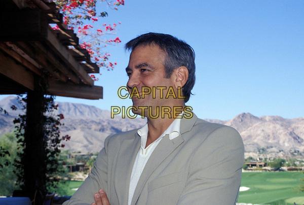 GEORGE CLOONEY.headshot, portrait.www.capitalpictures.com.sales@capitalpictures.com.© Capital Pictures.