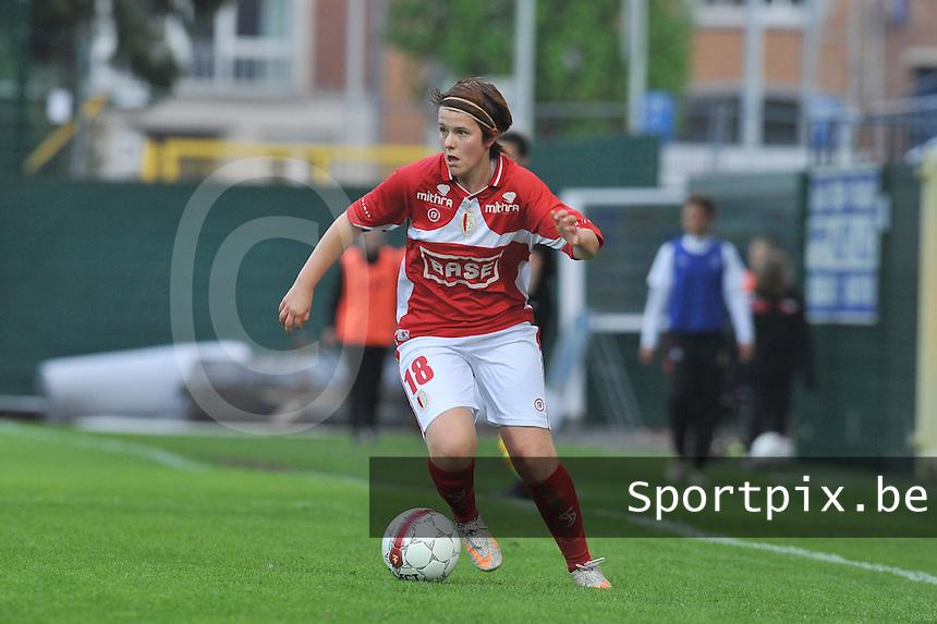Bekerfinale 2012 : WD Lierse SK - Standard Femina :.Maria Laura Aga.foto David Catry / Joke Vuylsteke / Vrouwenteam.be