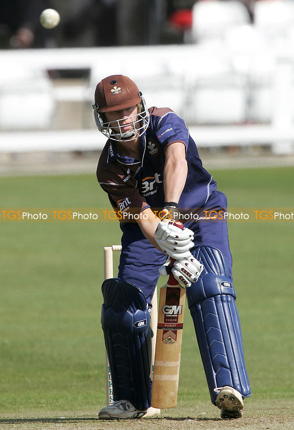 Jonathan Batty of Surrey CCC - Essex CCC vs Surrey CCC - Friendly Match at Ford County Ground, Chelmsford, Essex - 05/04/07 - MANDATORY CREDIT:  Gavin Ellis/TGSPHOTO - IMAGES USED WILL BE INVOICED AT STANDARD RATES