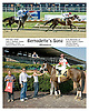 Bernadette's Song winning at Delaware Park on 8/31/10