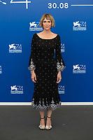 Kristen Wiig at the Downsizing photocall, 74th Venice Film Festival in Italy on 30 August 2017.<br /> <br /> Photo: Kristina Afanasyeva/Featureflash/SilverHub<br /> 0208 004 5359<br /> sales@silverhubmedia.com