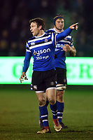 Will Chudley of Bath Rugby. Premiership Rugby Cup match, between Bath Rugby and Gloucester Rugby on February 3, 2019 at the Recreation Ground in Bath, England. Photo by: Patrick Khachfe / Onside Images