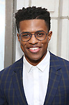 Jeremy Pope attends the Broadway Opening Night of  'Saint Joan' at the Samuel J. Friedman Theatre on April 25, 2018 in New York City.