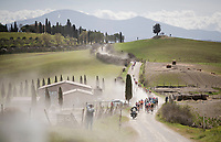 dusty Tuscany<br /> <br /> 13th Strade Bianche 2019 (1.UWT)<br /> One day race from Siena to Siena (184km)<br /> <br /> ©kramon