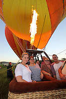 20150303 March 03 Hot Air Balloon Gold Coast