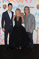 BEVERLY HILLS, CA - NOVEMBER 03: Novak Djokovic, Goldie Hawn, Kurt Russell at Goldie's Love In For Kids at Ron Burkle's Green Acres Estate on November 3, 2017 in Beverly Hills, California. <br /> CAP/MPI/DE<br /> &copy;DE/MPI/Capital Pictures