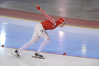 SCHAATSEN: SALT LAKE CITY: Utah Olympic Oval, 16-11-2013, Essent ISU World Cup, 1500m, Yuliya Skokova (RUS), ©foto Martin de Jong