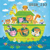 Sarah, CUTE ANIMALS, LUSTIGE TIERE, ANIMALITOS DIVERTIDOS, paintings+++++NA-07-B-Blue,USSB193,#AC#,Noah's Ark,birthday ,everyday