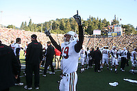 2 December 2006: Aaron Smith during Stanford's 26-17 loss to Cal in the 109th Big Game at Memorial Stadium in Berkeley, CA.