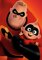 Incredibles 2 (2018) <br /> Promotional art<br /> *Filmstill - Editorial Use Only*<br /> CAP/MFS<br /> Image supplied by Capital Pictures