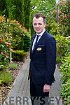 James O'Connor Senior  Assistant Manager at the Muckross Park Hotel