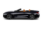 Car Driver side profile view of a 2019 BMW 8-Series - 2 Door Convertible Side View
