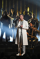 NEW YORK - JANUARY 28: Sam Smith appears on the 60th Annual Grammy Awards at Madison Square Garden on January 28, 2018 in New York City. (Photo by Frank Micelotta/PictureGroup)