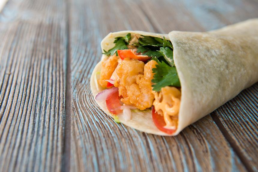 Burritos del mar.