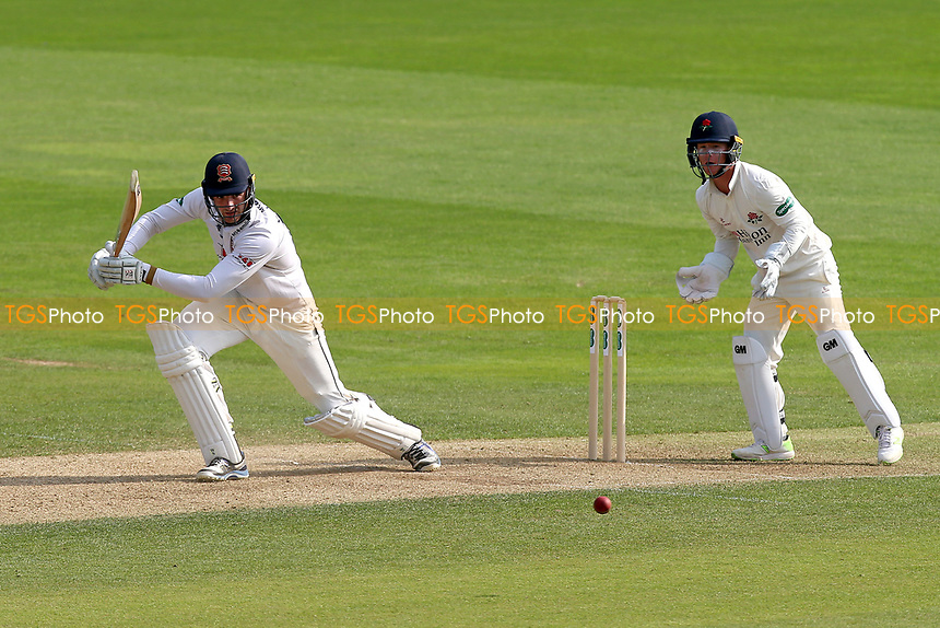 Paul Walter in batting action for Essex during Essex CCC vs Lancashire CCC, Specsavers County Championship Division 1 Cricket at The Cloudfm County Ground on 21st April 2018