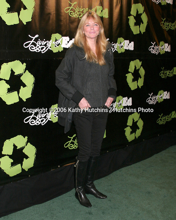 "Cheryl Tiegs.""Living With Ed"" Premiere Screening & Party.Sunset Lammle Theater.Los Angeles, CA.December 21,  2006.©2006 Kathy Hutchins / Hutchins Photo...."