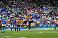 during Leicester City vs Wolverhampton Wanderers, Premier League Football at the King Power Stadium on 11th August 2019