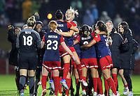 NWSL Semi-finals: Washington Spirit vs Chicago Red Stars, September 30, 2016