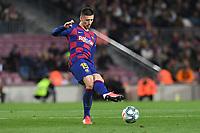Lenglet<br /> Barcelona 02-02-2020 Camp Nou <br /> Football 2019/2020 La Liga <br /> Barcelona Vs Levante <br /> Photo Paco Larco / Panoramic / Insidefoto <br /> ITALY ONLY