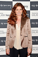 NEW YORK - AUGUST 15: Actress Debra Messing attends Samsung Galaxy Note 10.1 Launch Event at Jazz at Lincoln Center on August 15, 2012 in New York City. (Photo by MPI81/MediaPunchInc) /NortePhoto.com<br />