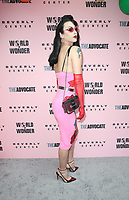 LOS ANGELES, CA - JUNE 22: Violet Chachki, at Beverly Center x The Advocate x World of Wonder Pride Event at The Beverly Center in Los Angeles, California on June 22, 2019. Credit: Faye Sadou/MediaPunch
