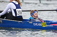 Crew: 208  EVE-ROBBINS  Evesham Rowing Club  W J16 4x-<br /> <br /> Abingdon Spring Head 2019<br /> <br /> To purchase this photo, or to see pricing information for Prints and Downloads, click the blue 'Add to Cart' button at the top-right of the page.
