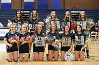 8th Grade Volleyball 2/14/19