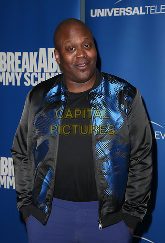 "29 May 2019 - Los Angeles, California - Tituss Burgess. NBC FYC Series ""Unbreakable Kimmy Schmidt"" held at UCB Sunset Theatre.   <br /> CAP/ADM/FS<br /> ©FS/ADM/Capital Pictures"