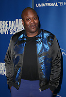"""29 May 2019 - Los Angeles, California - Tituss Burgess. NBC FYC Series """"Unbreakable Kimmy Schmidt"""" held at UCB Sunset Theatre.   <br /> CAP/ADM/FS<br /> ©FS/ADM/Capital Pictures"""