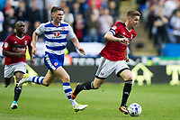 Fulham's Tom Cairney in action      <br /> <br /> <br /> Photographer Craig Mercer/CameraSport<br /> <br /> The EFL Sky Bet Championship Play-Off Semi Final Second Leg - Reading v Fulham - Tuesday May 16th 2017 - Madejski Stadium - Reading <br /> <br /> World Copyright &copy; 2017 CameraSport. All rights reserved. 43 Linden Ave. Countesthorpe. Leicester. England. LE8 5PG - Tel: +44 (0) 116 277 4147 - admin@camerasport.com - www.camerasport.com