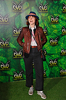LONDON, ENGLAND - JANUARY 10: Jessie Buckley attending 'Cirque du Soleil - OVO' at the Royal Albert Hall on January 10, 2018 in London, England.<br /> CAP/MAR<br /> &copy;MAR/Capital Pictures