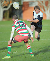 130525 Wellington Club Rugby - HOBM 80/80 v Petone