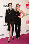 WEST HOLLYWOOD, CA - NOVEMBER 15: Actresses Jodi Lyn O'Keefe (L) and Katherine Bailess attend VH1 Big In 2015 With Entertainment Weekly Awards at Pacific Design Center on November 15, 2015 in West Hollywood, California.