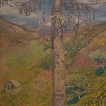 ActiveMuseum_0000076.jpg / Larch - Ivan Grohar (1904) - <br />
