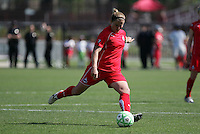 Cat Whitehill. Washington Freedom defeated FC Gold Pride 4-3 at Buck Shaw Stadium in Santa Clara, California on April 26, 2009.