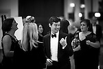 © Joel Goodman - 07973 332324 . 03/03/2016 . Manchester , UK . Candid photo of guests before the ceremony . The Manchester Legal Awards from the Midland Hotel . Photo credit : Joel Goodman