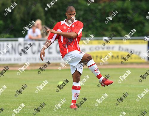 2010-06-21 / Voetbal / seizoen 2010-2011 / R. Antwerp FC / Sidy Ceesay ..Foto: mpics