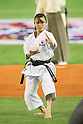 Rika Usami, <br /> NOVEMBER 14, 2014 - Baseball : <br /> 2014 All Star Series Game 2 <br /> between Japan and MLB All Stars <br /> at Tokyo Dome in Tokyo, Japan. <br /> (Photo by YUTAKA/AFLO SPORT)[1040]