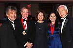 Dr. H.M. Agnes Hsu-Tang, Jim Dale, Arthur A. Levine Honored by New-York Historical Society 11/6/18
