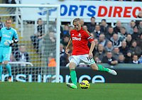 Saturday 17 November 2012<br /> Pictured: Garry Monk of Swansea<br /> Re: Barclay's Premier League, Newcastle United v Swansea City FC at St James' Park, Newcastle Upon Tyne, UK.