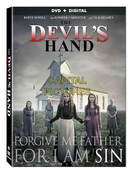 DVD COVER ART<br /> in The Devil's Hand (2014) <br /> (Where the Devil Hides)<br /> *Filmstill - Editorial Use Only*<br /> CAP/FB<br /> Image supplied by Capital Pictures