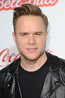 Olly Murs<br /> at the Jingle Bell Ball 2016, O2 Arena, Greenwich, London.<br /> <br /> <br /> &copy;Ash Knotek  D3208  03/12/2016
