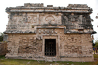 The Mayan archeological ruins of Chichenitza, Yucatan, Mexico