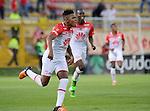 Santa Fe vencio a La Equidad 2x0 en la Liga AguilaI 2016