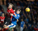 Stephen O'Donnell and Josh Windass
